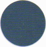 Amostra de Corvin Metalizado Azul - Banquetas Kalossi