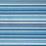 02 - Corino listrado branco azul - Cadeiras cromadas para cozinha Artri