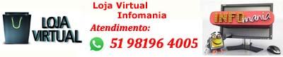 Contato Loja Infomania
