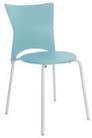 Cadeira bistr� Rhodes polipropileno petr�leo
