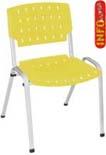 Cadeira Sigma Rhodes amarela