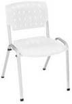 Cadeira Sigma Rhodes branca
