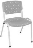 Cadeira Sigma Rhodes cinza