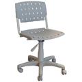 Cadeiras Sigma giratória base cinza pp cinza