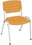 Cadeira Sigma Rhodes laranja