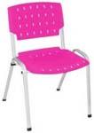 Cadeira Sigma Rhodes pink