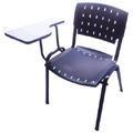 Cadeiras Sigma com prancheta universitária