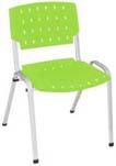 Cadeira Sigma Rhodes verde cítrico