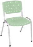 Cadeira Sigma Rhodes verde claro