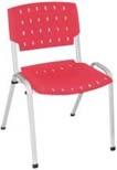 Cadeira Sigma Rhodes vermelho