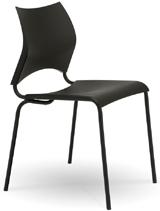 Cadeiras cromadas para cozinha Artri Paris                         CA 220