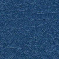 Cadeiras couro natural azul Supreme