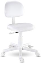 Cadeira giratória kids branca