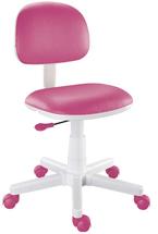 Cadeira Kids pink