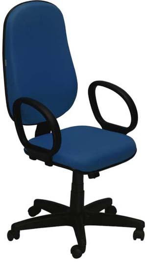 Cadeira presidente com             relax ECO100.00.BRE.0N.177