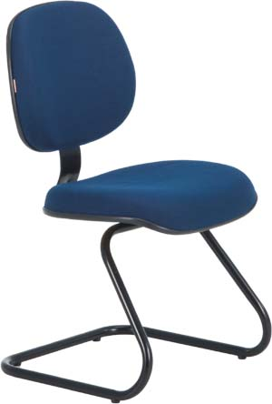 Cadeira             secretária executiva aproximação             base sckin ECO100.06.ESE.0.00
