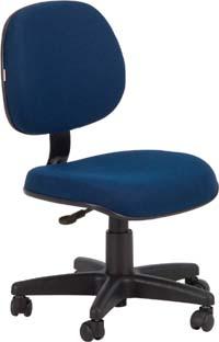 Cadeira             secretária excutiva giratória             ECO100.06.BEX.0N.00
