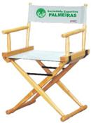 Cadeira Diretor de Cinema do Palmeiras