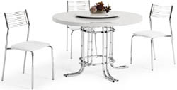 Conjunto mesa e cadeiras Artri Cairo CA 208