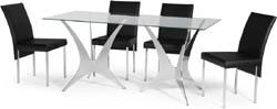 Conjunto mesa e cadeiras             Artri Madri CA 225