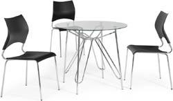 Conjunto mesa e cadeiras Artri Paris CA 220