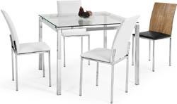 Conjunto mesa e cadeiras Artri Seul CA 204