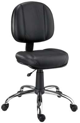 Cadeira Chrome executiva giratória cromada