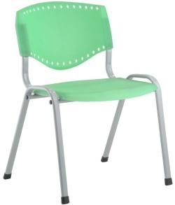 Cadeira Evidence aproximação 4 pés base cinza