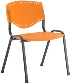 Cadeira Evidence aproximação 4 pés base preta