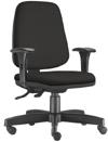 Cadeira Job diretor braço giratória back system