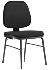 Cadeira Job executiva aproximação 4 pés