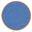 Longarinas plásticas polipropileno azul sólido