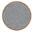Longarinas plásticas polipropileno cinza sólido