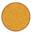 Longarina plástica polipropileno laranja translúcido