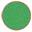 Bancos longarina cromadas verde sólido