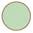 Longarina plástica polipropileno verde claro