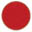 Longarina plástica polipropileno vermelha