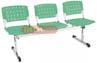 Longarinas plásticas polipropileno ergo polipropileno verde claro