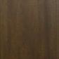 02 - Acabamento madeira tabaco - Poltrona                         estofada Dorigon Chrono DO 455