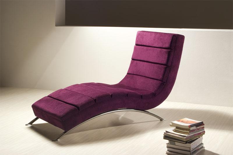 Poltrona estofada Dorigon Chaise longue DO 516