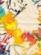 Revestimento Faixa 03 -                         376 Tecido - 100% Algodão - Poltrona estofada                         Dorigon Studio DO 157