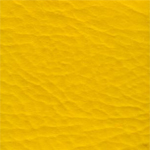 Cadeira chrome courvin amarelo
