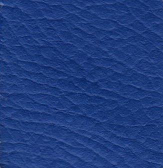 4076 - Courvin textura azul royal - Longarina secretária banco de espera