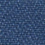 0878 - Crepe azul escuro - Longarina             secretária banco de espera