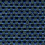 0032 - Tecido polipropileno             azul petróleo - Longarina secretária banco de             espera
