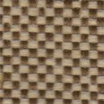 10 - Tecido polipropileno bége mesclado marrom - Longarina secretária basic banco de espera