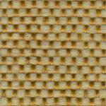 0035 - Tecido polipropileno cru mesclado             dourado - Cadeira costureira