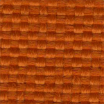 28 - Tecido polipropileno laranja - Cadeira             costureira