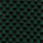 23 - Tecido polipropileno preto mesclado             verde - Cadeira costureira