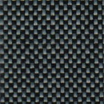 638 - Tecido             poliéster cinza mesclado             preto - Longarina             secretária banco de             espera